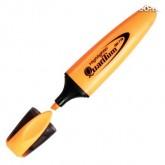 ปากกาเน้นข้อความ ควอนตั้ม QH-710 ส้ม