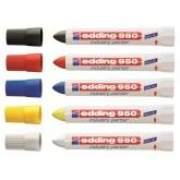 ปากกาโซลิดเพนท์ edding 950 Industry Painter