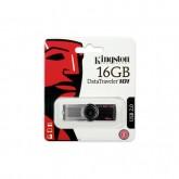 Kingston DataTraveler 101 Generation 2 16GB Flash Drive Black