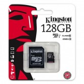 Kingston 128GB Micro SDXC Class 10 (SDC10G2/128GBFR)