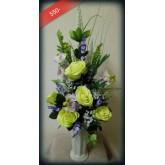 แจกันดอกไม้เซรามิคลำปาง 550.-