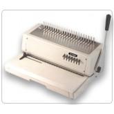เครื่องเจาะกระดาษไฟฟ้า และเข้าเล่มสันห่วงด้วยมือโยก TMP รุ่น TCC-210EPB