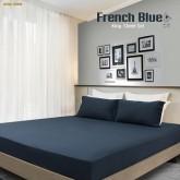 ชุดผ้าปูที่นอน French Blue