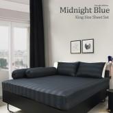 ชุดผ้าปูที่นอน Midnight Blue