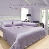 ชุดเครื่องนอน  Lavender Metallic