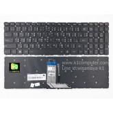 Lenovo IdeaPad 700-15ISK 700-15 Series TH-US keyboard คีย์บอร์ด