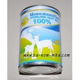นมแพะกระป๋อง ศิริชัย 400 ml. ยกลังราคาส่ง (12 กระป๋อง)