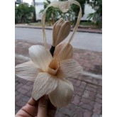 ดอกไม้จันทน์ ดารารัตน์ DIY (ชุด 10 ดอก) สำหรับไหว้งานพิธี