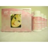 VIP Sheep Placenta 30000 mg รกแกะเม็ด เพื่อผิวขาว หน้าใส ไร้ริ้วรอย รูขุมขนกระชับ 100 ซอฟเจล