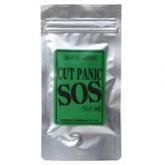 SOS Cut Panic มีไคโตซานดักจับไขมัน และสารสกัดจากพริกแดงและเห็ดคิโนโกะในการควบคุมน้ำหนัก
