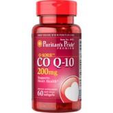CoQ10 200 mg. 60 ซอฟเจล ลดการกิดริ้วรอยใหม่และผิวเรียบเนียน ลดจุดด่างดำ