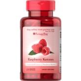 Raspberry Ketones 100 mg.60 Capsules ช่วยเผาผลาญไขมันอย่างได้ผล