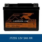 JTZ5S RR แบตมอเตอร์ไซค์ YTZ5-S GTX4L-BS YTX4L-BS แบตมอไซค์