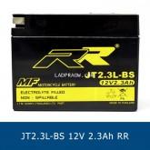 RR JT2.3L-BS YT4B-5 YT4B-BS GT4B-S 12V 2.3Ah แบตเตอรี่แห้ง มอเตอร์ไซต์ motorcycle battery