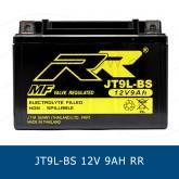 RR JT9L-BS YTX9-BS GTX9-BS 12V 8Ah แบตเตอรี่แห้ง มอเตอร์ไซต์ motorcycle battery