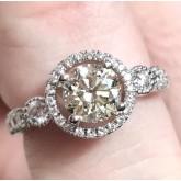 แหวนเพชร ไซส์ 1 กะรัต