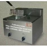 หม้อทอดแก๊ส 2 อ่าง ขนาด 11 ลิตร (5.5L+5.5L) ยี่ห้อนาโนเทค รุ่น ET-JSS-72 ** ประหยัด 1,000 บาท
