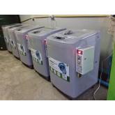 เครื่องซักผ้าหยอดเหรียญ จ.ขอนแก่น รุ่นINVERTER จำนวน4เครื่องขึ้นไปพร้อมติดตั้ง