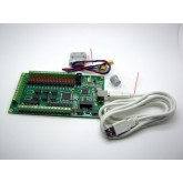 ชุดบอร์ด 3 Axis CNC USB Card Mach3 200KHz Breakout Board Interface