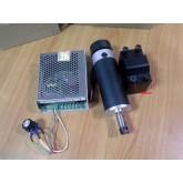 ชุด มอเตอร์ CNC Spindle 500W.
