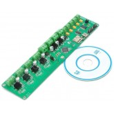 บอร์ดคอนโทรล 3D Printer Circuit Controlling Board Melzi Version 2.0