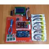 ชุดคิท 3D Printer Ramps 1.4 Kit With Mega 2560 R3 +12864 LCD Controller