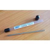 แท่ง คาไบด์ Tungsten Carbide Rods HRC65 carbide 3mm. ยาว 100มม.