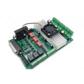 3 แกน 4.5A TB6600 CNC Stepper Motor บอร์ดควบคุม Driver สำหรับมิลลิ่ง CNC Router