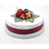 เค้ก Mixed Berry ผ้าขนหนู