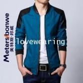 JM5704003 เสื้อแจ็กเก็ตชายแฟชั่นเกาหลี รุ่นใหม่ (พรีออเดอร์) รอ 3 อาทิตย์หลังชำระเงิน