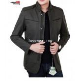 JM5704022 เสื้อแจ็กเก็ตชายแฟชั่นเกาหลี รุ่นใหม่ (พรีออเดอร์) รอ 3 อาทิตย์หลังชำระเงิน