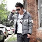 CM5710008 เสื้อโค้ทผู้ชาย กันหนาว แฟชั่นเกาหลี (พรีออเดอร์) รอสินค้า 3 อาทิตย์หลังชำระเงิน
