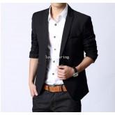msu5704007  เสื้อสูทชาย แฟชั่นเกาหลี (พร้อมส่ง)