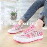 TW5804008 รองเท้าผ้าใบแฟชั่นเกาหลี (พรีออเดอร์) รอ 3 อาทิตย์หลังโอนเงิน
