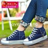 TW5804010 รองเท้าผ้าใบแฟชั่นเกาหลี (พรีออเดอร์) รอ 3 อาทิตย์หลังโอนเงิน