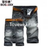 AM5909013กางเกงลำลองชาย ขาสั้น สไตร์เกาหลี (พรีออเดอร์)รอสินค้า 3 อาทิตย์หลังชำระเงิน