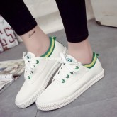 TW6002004 รองเท้าผ้าใบนักเรียนผู้หญิงลำลองเกาหลี(พรี) รอ 3 อาทิตย์