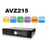 DVR AVTECH HD  Total Solution TRIBRID 16CH HD CCTV DVR AVZ215 Made in Taiwan ( รับประกัน 2 ปี )