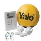 สัญญาณกันขโมยไร้สาย YALE มาตรฐานจากอังกฤษ รุ่น Premium  (ฟรีค่าติดตั้ง)