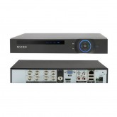 DVR MV 8CH 5 in1 AHD/TVI/CVI/IP/ Analog  ดูออนไลน์ผ่านมือถือ รับประกันสินค้า