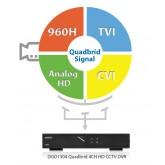DVR AVTECH 4 CH (5 MP) รุ่น DGD1005 XVR รับประกัน 2 ปี
