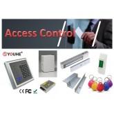 Access Control Reader พร้อมอุปกรณ์ติดตั้ง ชุดโปรโมชั่น