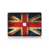 เคสแข็งเคลือบด้าน ลายธงชาติ อังกฤษ macbook air 13