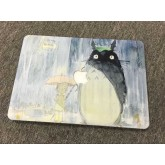เคสแข็ง ลาย Totoro (V2. Rain) for macbook pro 13  (รุ่นเก่า แบบมีที่ใส่ซีดี)