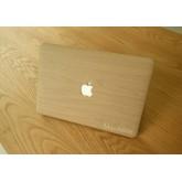 เคส Macbook ลายไม้ yellow wood grain สำหรับเครื่อง Macbook Pro 15 with touchbar