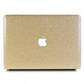 เคส Macbook กากเพชร สีทอง สำหรับเครื่อง Macbook Pro 13 รุ่นเก่า มีที่ใส่ซีดี