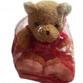 ตุ๊กตาหมีน้ำตาล Nokia