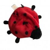 ตุ๊กตาเต่าทอง ladybug สีแดง