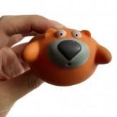 ตุ๊กตายางหมีส้มฉีดน้ำ Swensen\'s
