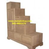 เฟอร์นิเจอร์ไม้สัก(Furniture) ตู้โชว์,ฉากกั้นห้องขั้นบันได
